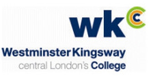 WK Westminister Kingsway College Logo
