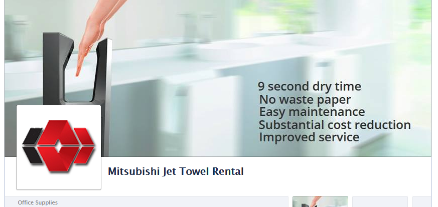 Jet Towel Facebook